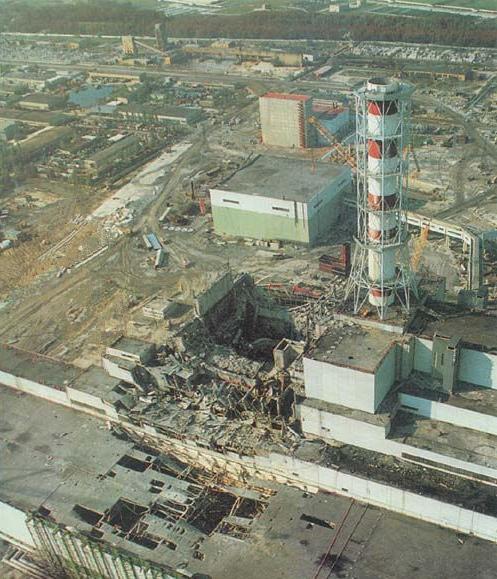 Установление Связи С Чернобыльской Аварией