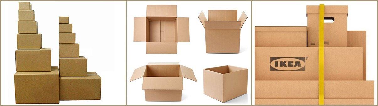Изготовление ящиков с картона