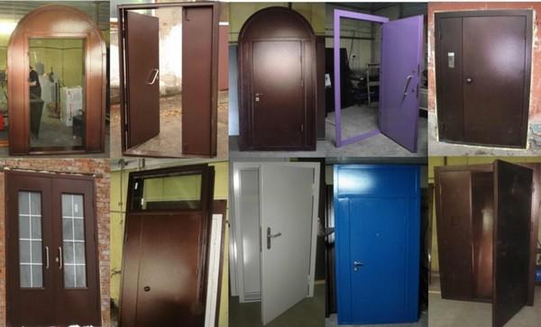 Железная дверь в тамбур можно ли ставить
