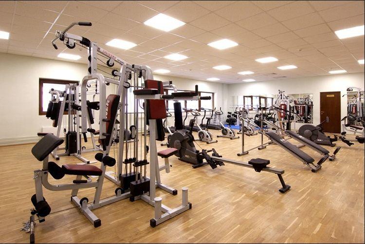 Открыть свой спортивный гимнастический зал