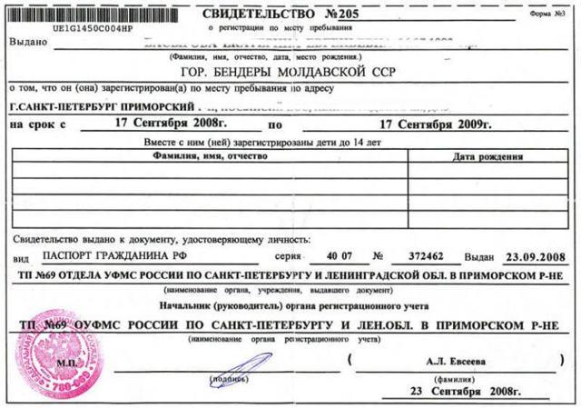Перечень документов для получения гражданства рф участникам госпрограммы